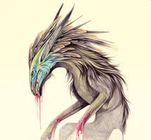 Dragon of Arcadia by kizmaus