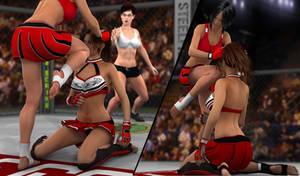 Tomiko vs Anne  06