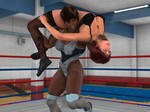 Vanessa Hunter vs Larien Parker 4A