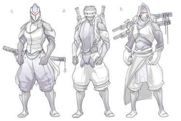 Swordsmen Variations by BrotherBaston
