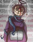 Tinky Winky, Emissary of Cosmic Ruin