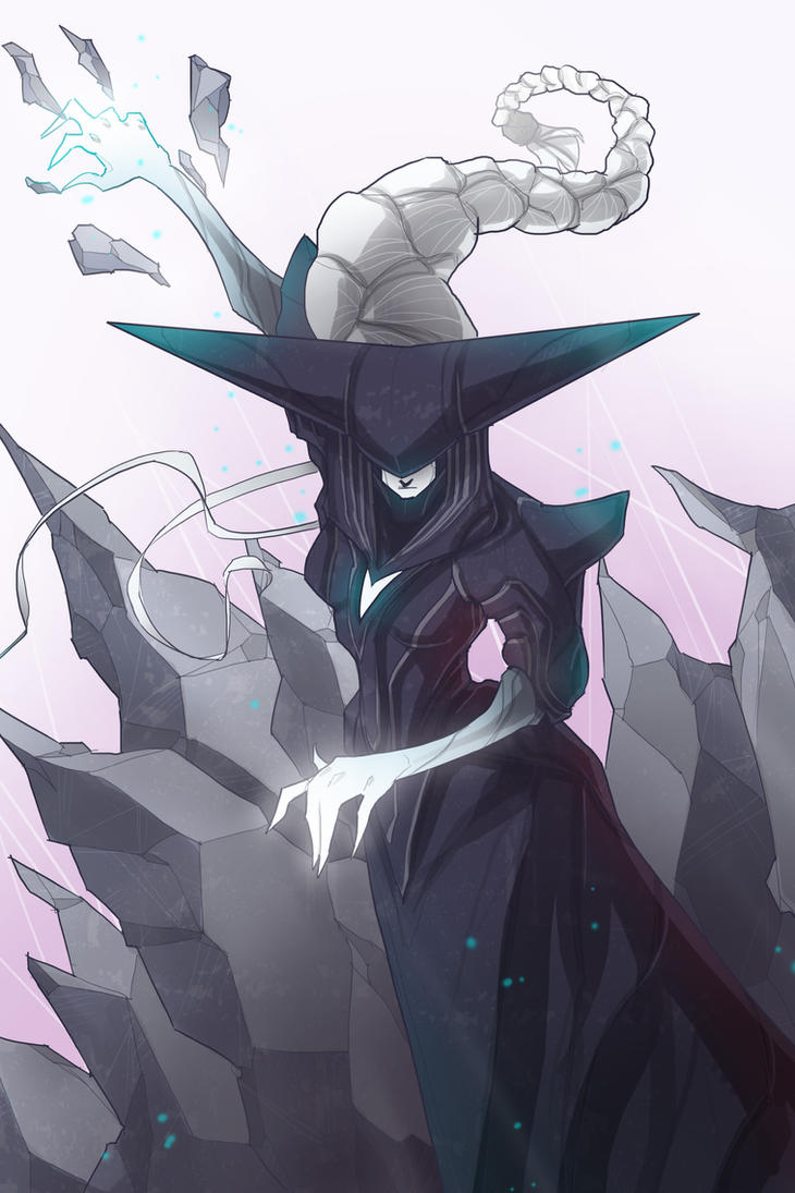Lissandra, the Ice Witch by BrotherBaston on DeviantArt