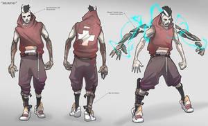 Character Concept / Murphy