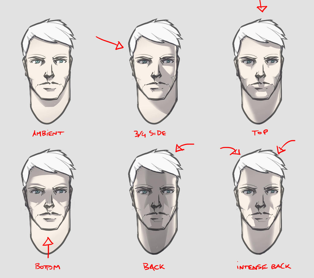 Face Lighting Template by BrotherBaston Face Lighting Template by BrotherBaston  sc 1 st  DeviantArt & Face Lighting Template by BrotherBaston on DeviantArt