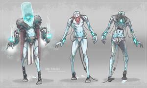 Mr. Freeze Redesign