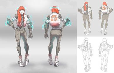 Character Concept / Tara