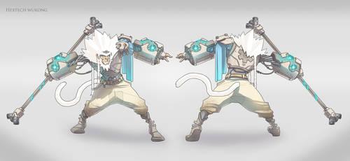 Hextech Wukong