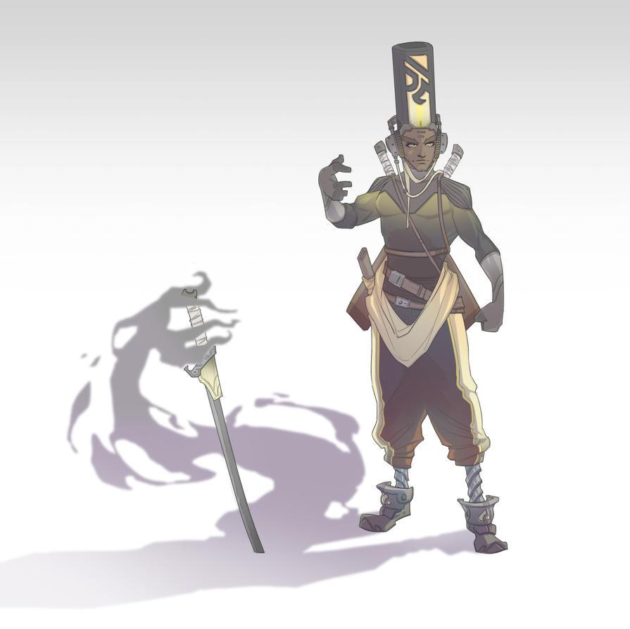 Shadow Wielder by BrotherBaston