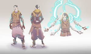 Character Concept - Murphy 2.0