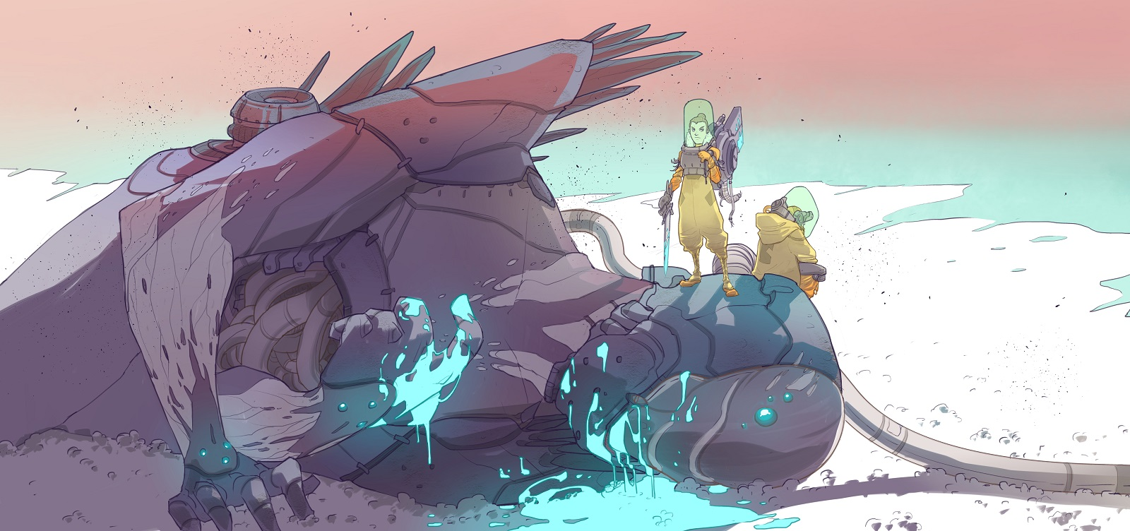 Titan Hunters by BrotherBaston