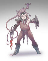 Grim Assassin by BrotherBaston