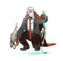 Future Detective by BrotherBaston