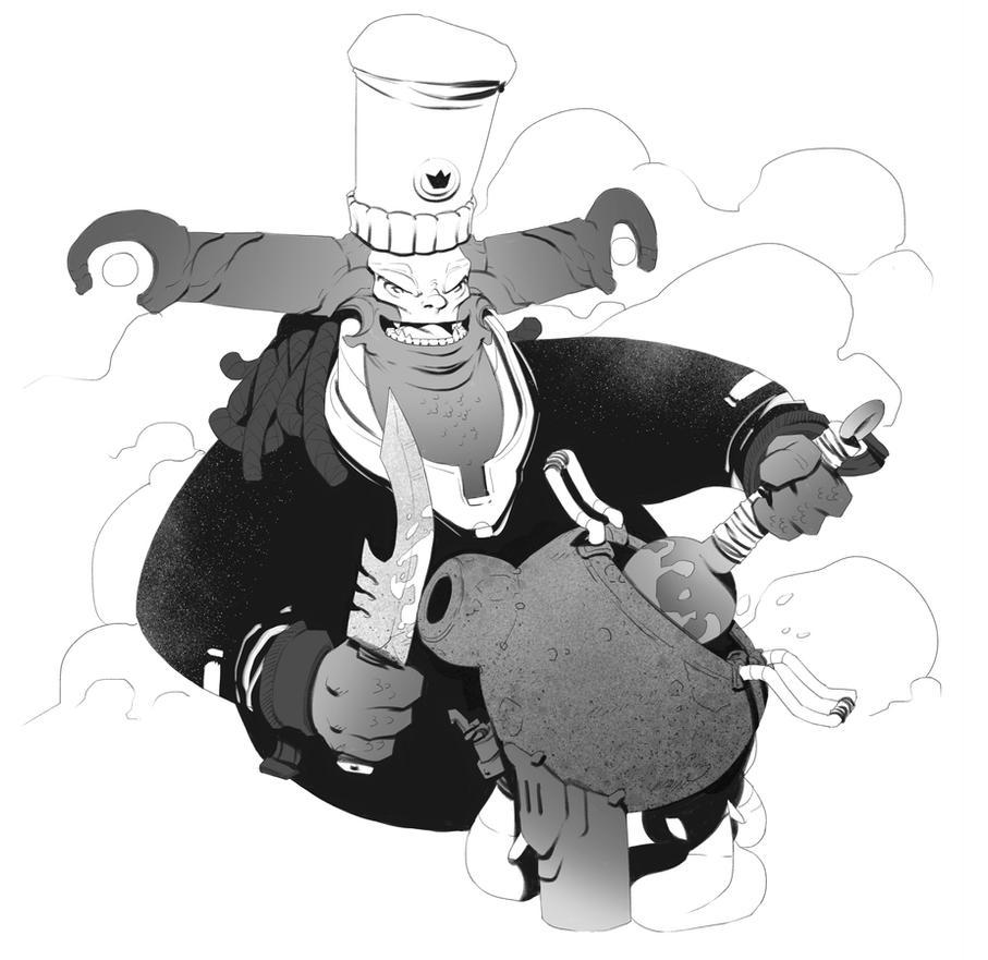 Chef Supreme by BrotherBaston