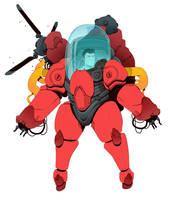Anti Gravity Suit by BrotherBaston