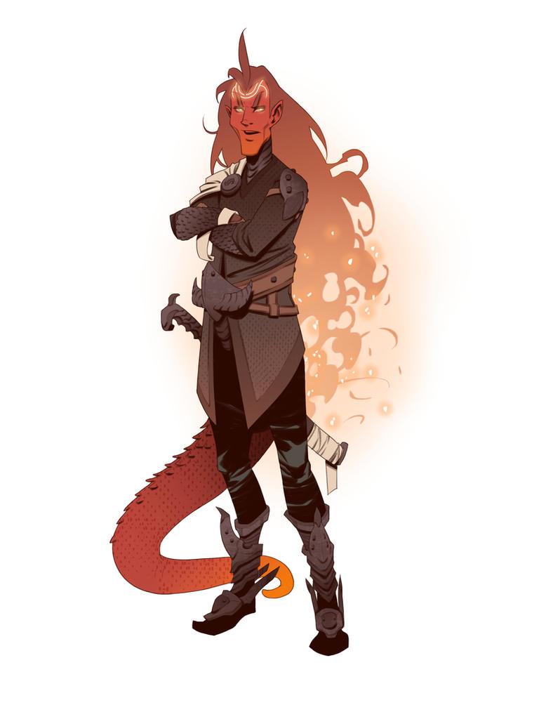 Dragon Prince by BrotherBaston