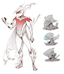 Shell Knight by BrotherBaston