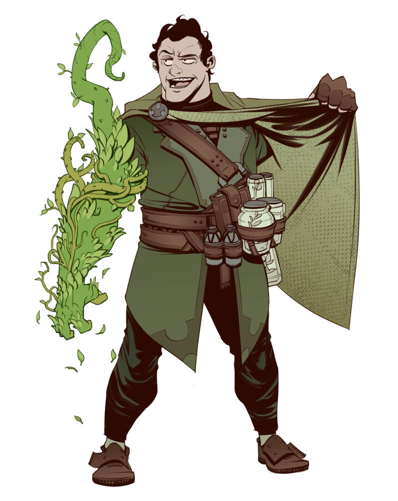 Plant Magus by BrotherBaston