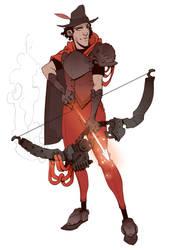 Archer by BrotherBaston