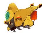 Tetraline Ship 2