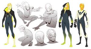 Spider-Man Suit Exploration