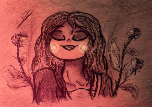 Portrait Of Eclipsa Butterfly