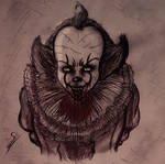 Portrait Of Pennywise (IT)