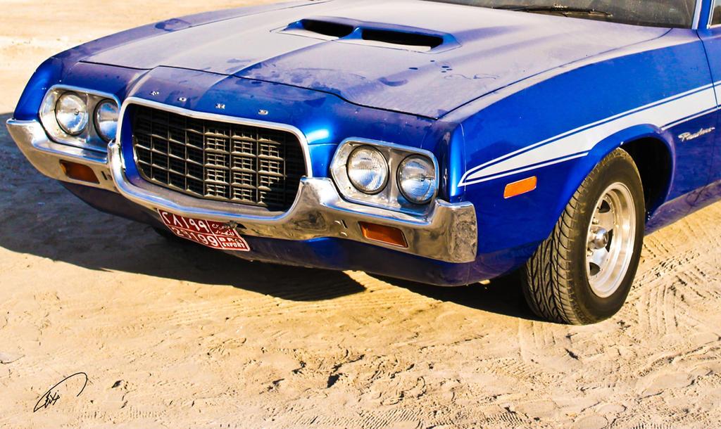 Dusty Ford - Bahrain by Khalid-AlThawadi