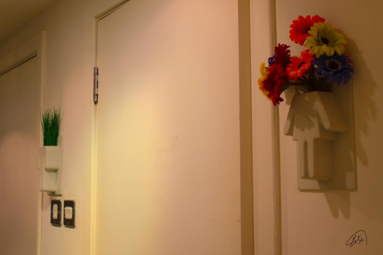 Bathroom Gender - Bahrain by Khalid-AlThawadi