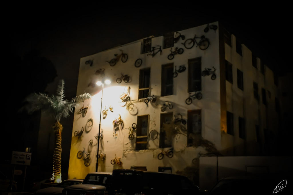 Bicycles - Bahrain by Khalid-AlThawadi