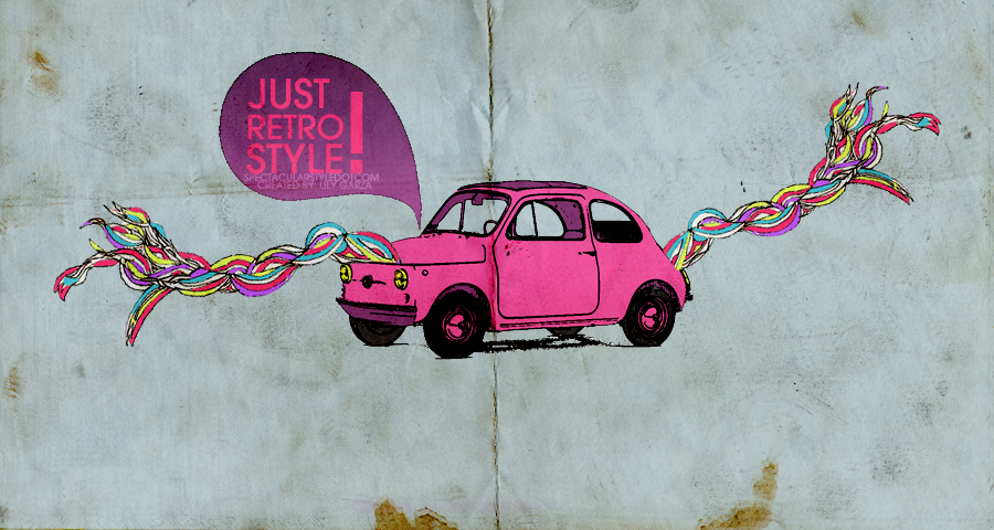just retro style by spectacularstyle