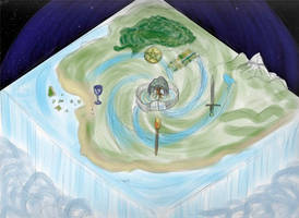 World of Aeon by earthsprite
