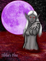 Old012506 - Ithila's Plea by earthsprite