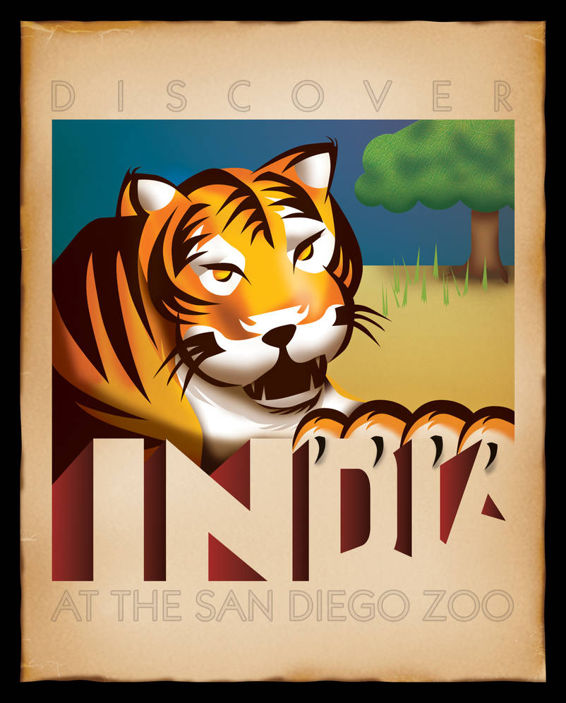 Discover India: Tiger