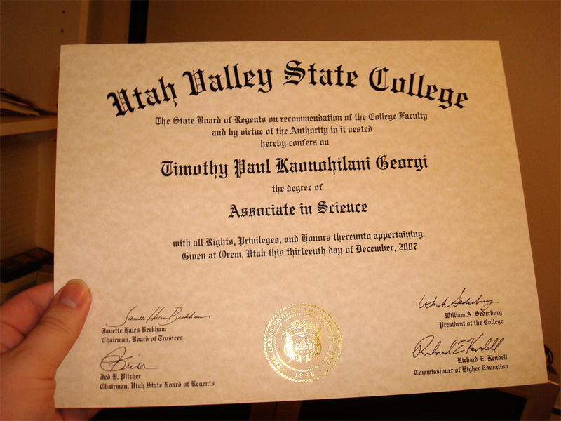 The Piece of Paper, 1st of Two