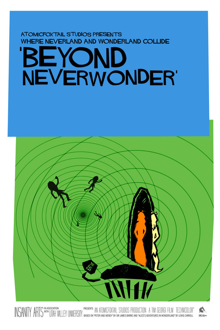 Beyond Neverwonder 1960s Style