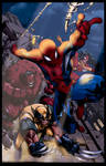 Avenging Spider-Man Promo By Mad!