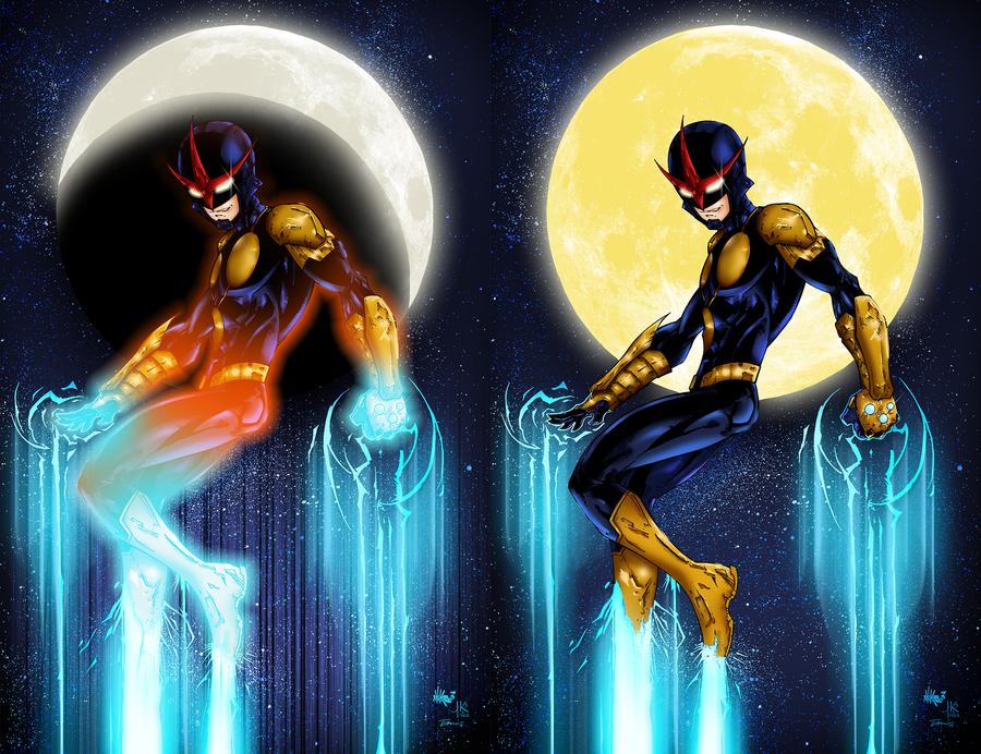 Nova: A SideBySide Rant by tekitsune