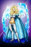 Emma Frost WiP 02