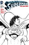 Death-and-Return Superman Sketchcover by tekitsune