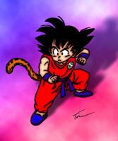 Gokuu by tekitsune