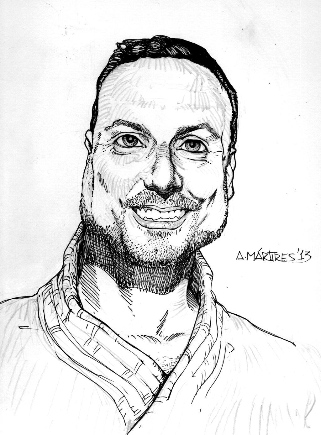 Sergio Rocha, Portuguese Judoka by amartires