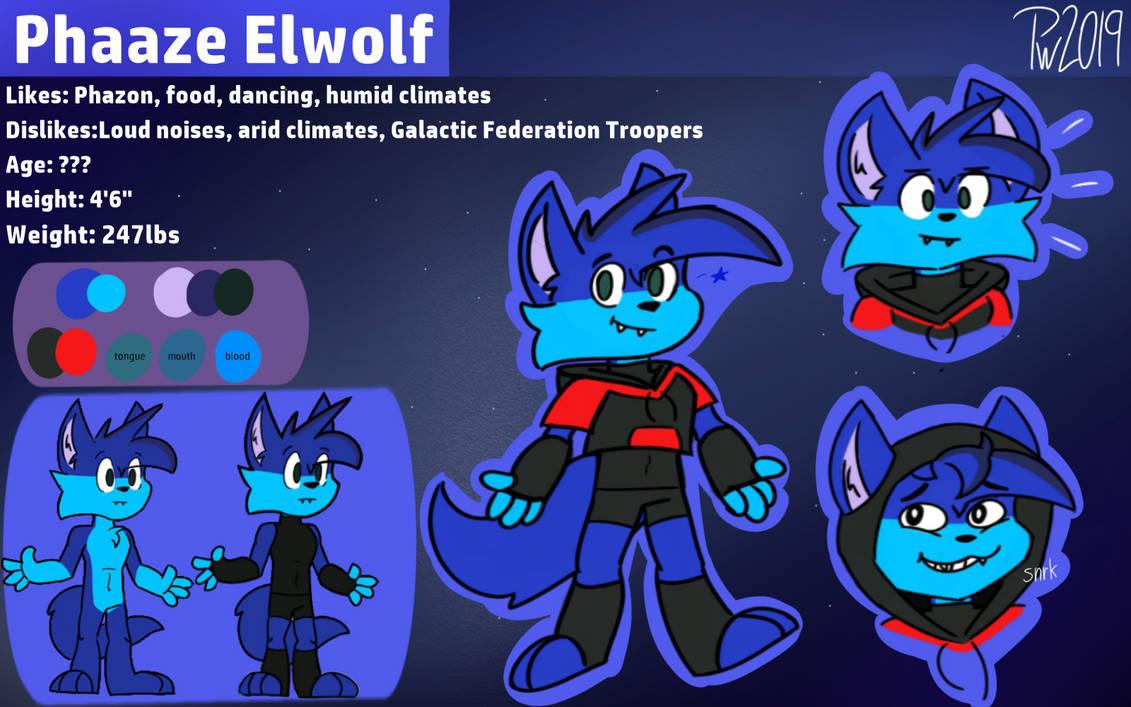 Phaaze Elwolf Ref 2019!