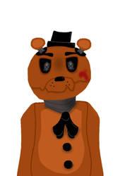 Freddy Fazbear by SheepyTheGamer