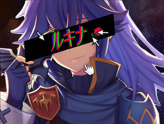 Lucina Aesthetic (No Effects) by SheepyTheGamer