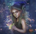 Witch by babylu01
