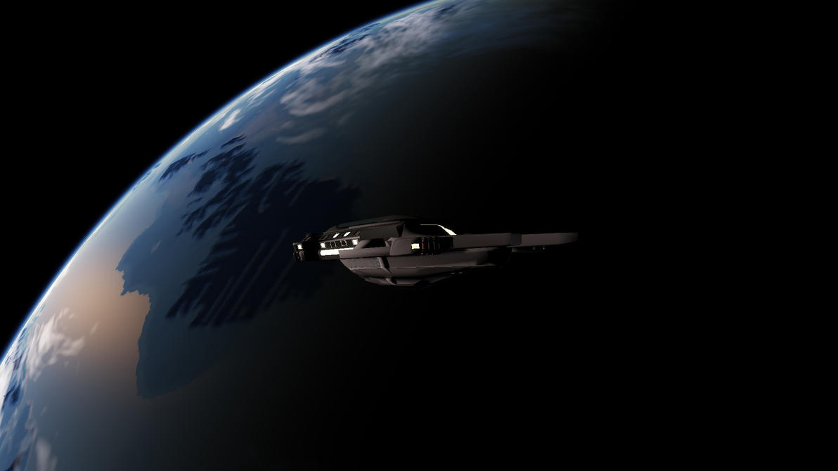 Manned Deep Space Exploration by The-Port-of-Riches