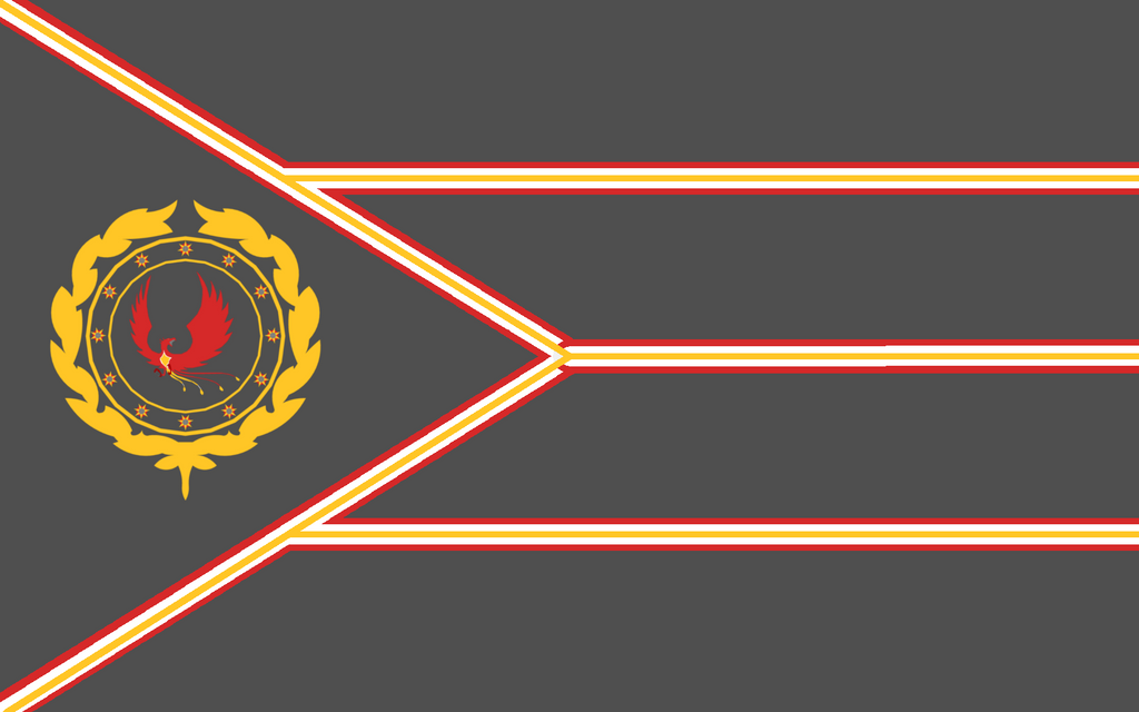 Flag - Greater Bay Republic by The-Port-of-Riches