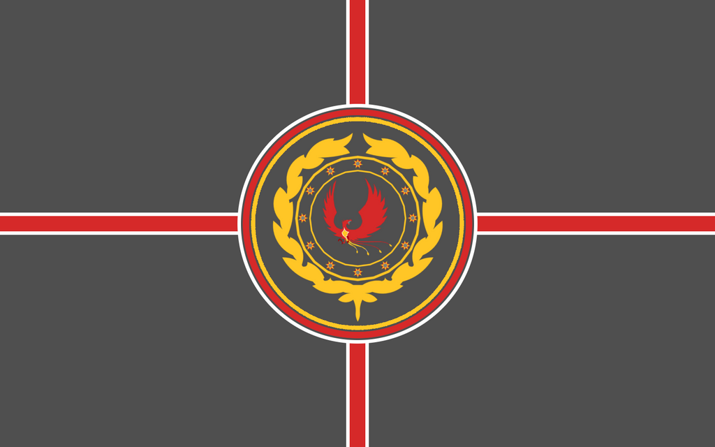 Flag - Tribal Authority Of The Saoka Bay by The-Port-of-Riches