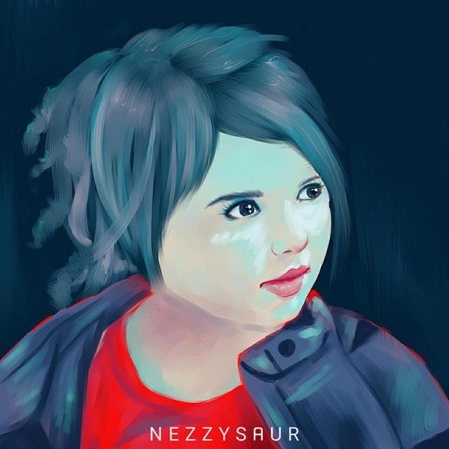 Tess by nezzysaur