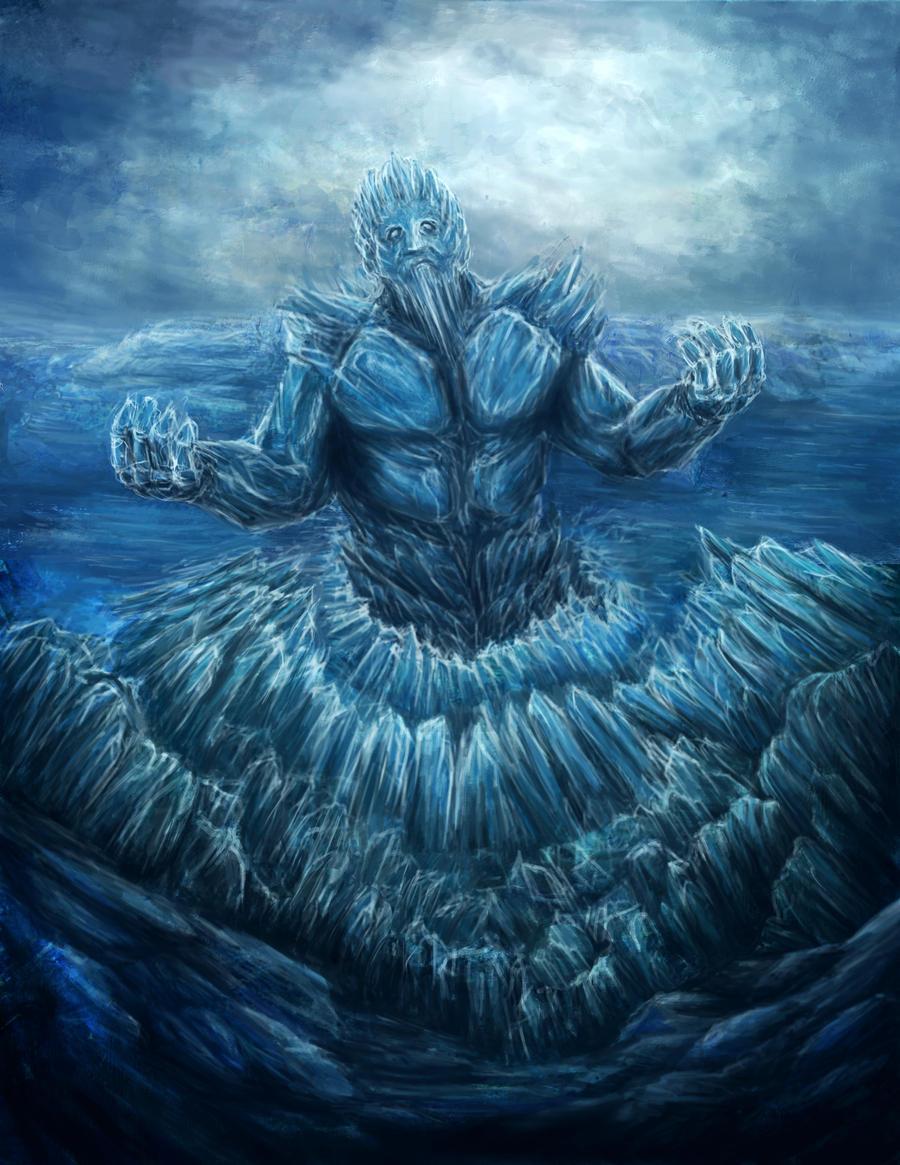 Ice Golem - Viewing GalleryMinecraft Stone Wallpaper